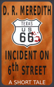 Incident on Sixth Street cover